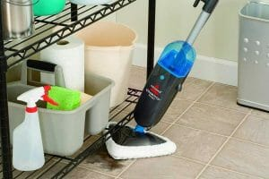The Bissell Symphony All-in-One Vacuum and Steam Mop Review