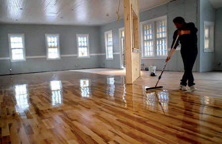 what is polyurethane for hardwoord floors