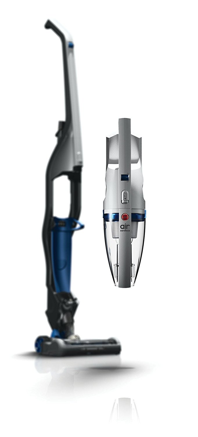 Hoover Vacuum Cleaner Air Cordless 20 Volt Lithium Ion 2-in-1 Deluxe Stick and Handheld Vacuum BH52120PC
