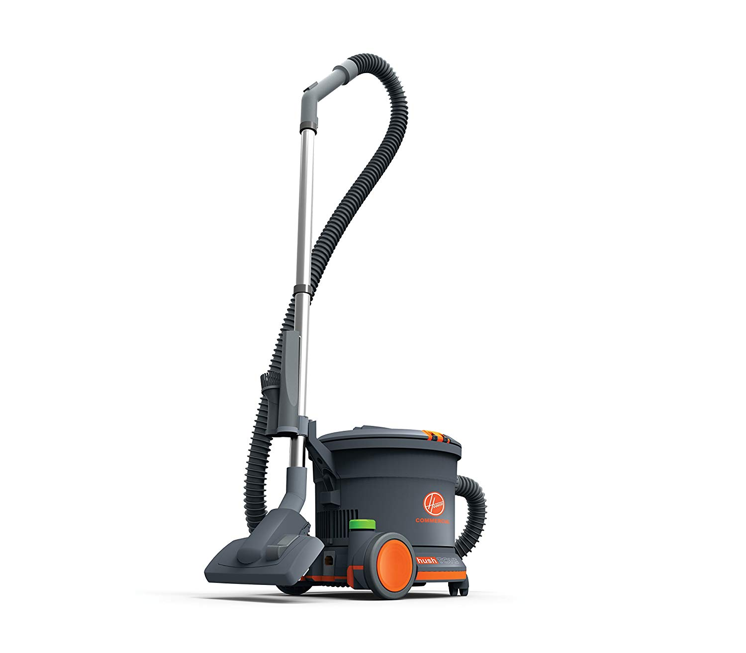 Hoover Commercial CH32008 Hush Tone Canister Vacuum,